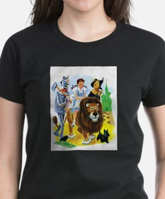 Wiz of Oz - Follow the Yellow Brick Road T-Shirt