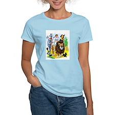 Wiz of Oz - Follow the Yellow Brick Road T-Shirt