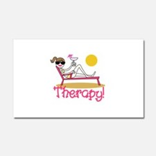 Therapy Car Magnet 20 x 12