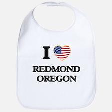 I love Redmond Oregon Bib