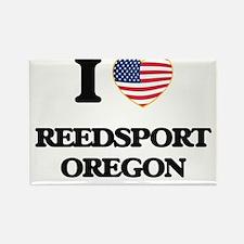 I love Reedsport Oregon Magnets