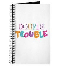 Double Trouble Girls Journal