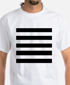 black stripped-2 T-Shirt