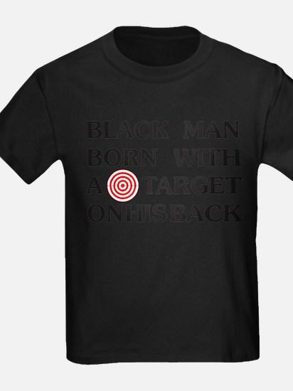 Black man target T-Shirt