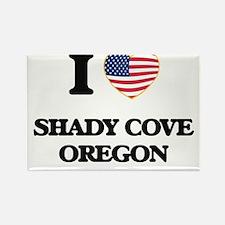 I love Shady Cove Oregon Magnets
