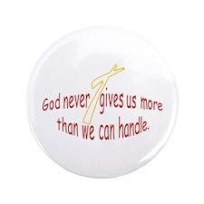 God Handles Button