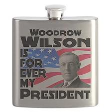 Wilson 4ever Flask