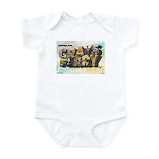 Grays Ferry Infant Bodysuit