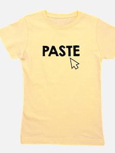 Paste Black Girl's Tee