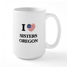 I love Sisters Oregon Mugs