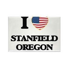 I love Stanfield Oregon Magnets