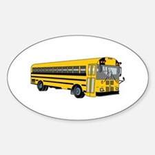 School Bus Decal