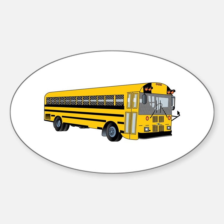 School Bus Decal