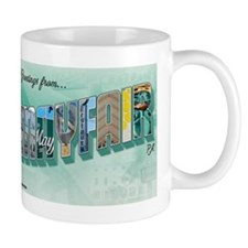 Mayfair Mug