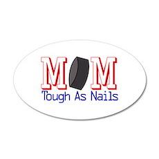 Tough as Nails Wall Decal