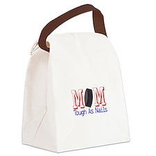 Tough as Nails Canvas Lunch Bag
