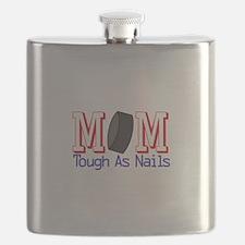 Tough as Nails Flask