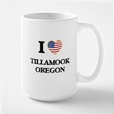 I love Tillamook Oregon Mugs