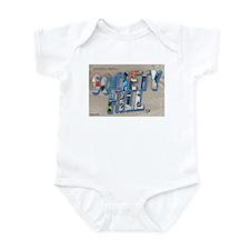 Society Hill Infant Bodysuit