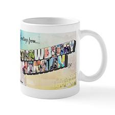 Strawberry Mansion Mug