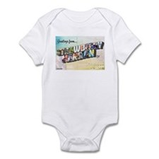 Strawberry Mansion Infant Bodysuit