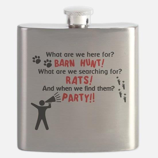 Funny Barn Flask