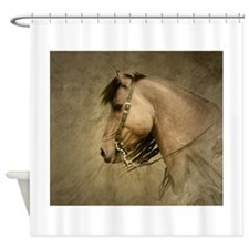 Kiger Stallion Shower Curtain