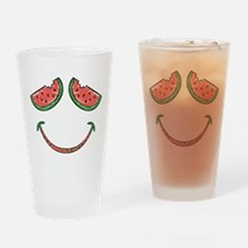 Cute Funny Watermelon Drinking Glass