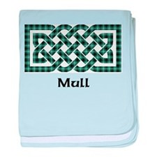 Knot - Mull dist. baby blanket