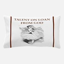Cute Dance student Pillow Case