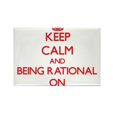 Keep Calm and Being Rational ON Magnets