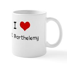 Cute St. barthelemy Mug