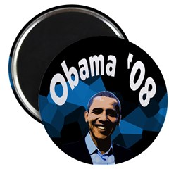 Obama '08 Campaign Magnet