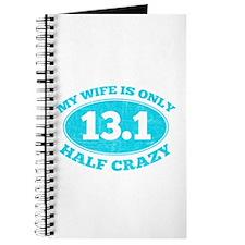 Half Crazy Wife Journal