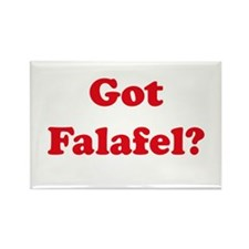 Got Falafel? Rectangle Magnet