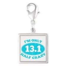 I'm Only Half Crazy Charms