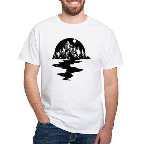 Hairy Putter, Golf Wizard T-Shirt