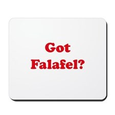 Got Falafel? Mousepad