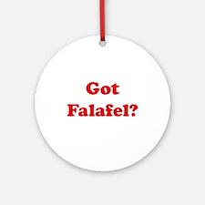Got Falafel? Ornament (Round)