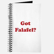 Got Falafel? Journal