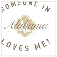 Someone In Alabama Poster