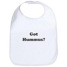 Got Hummus Bib