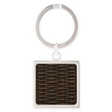 wicker Keychains