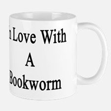 In Love With A Bookworm  Mug