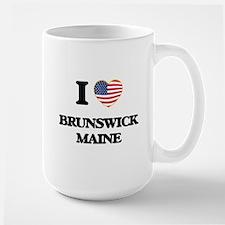 I love Brunswick Maine Mugs