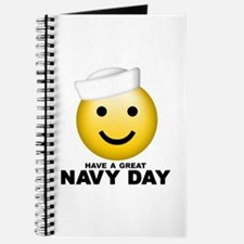 Have a Great Navy Day Journal