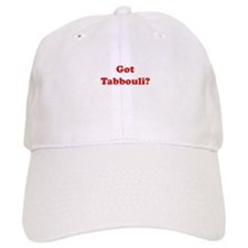 Got Tabbouli? Cap