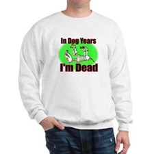 Cute Dog years Sweatshirt