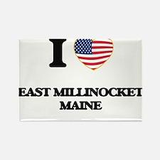 I love East Millinocket Maine Magnets