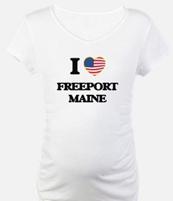 I love Freeport Maine Shirt